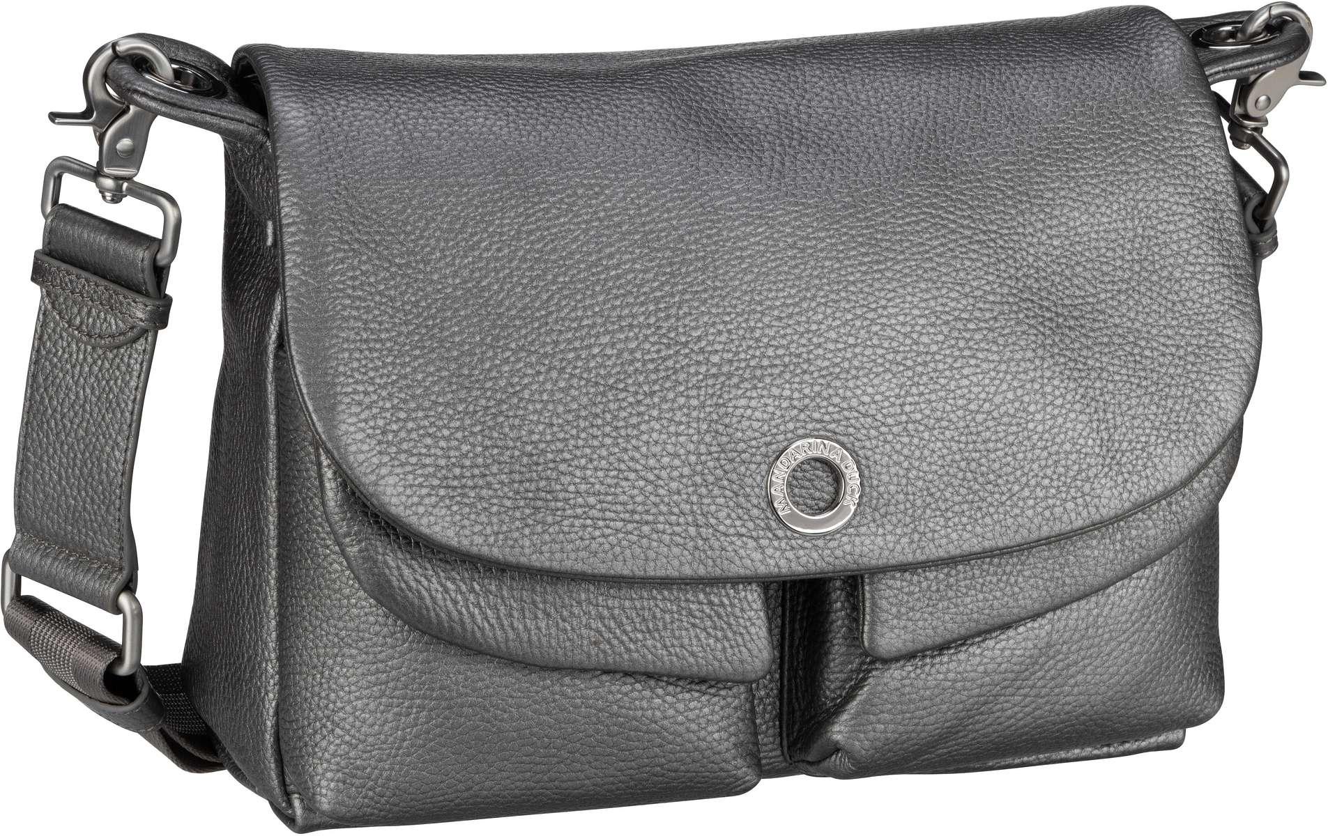 Umhängetasche Mellow Leather Lux Shoulder Bag ZLT23 Lead