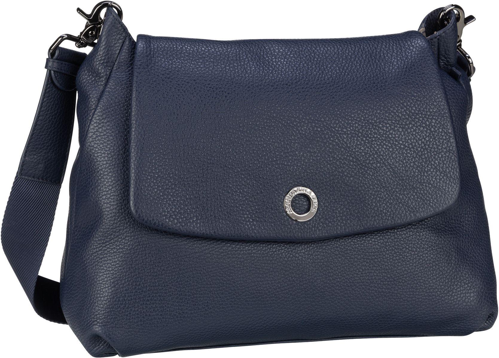 Umhängetasche Mellow Leather Shoulder Bag FZT30 Dress Blue