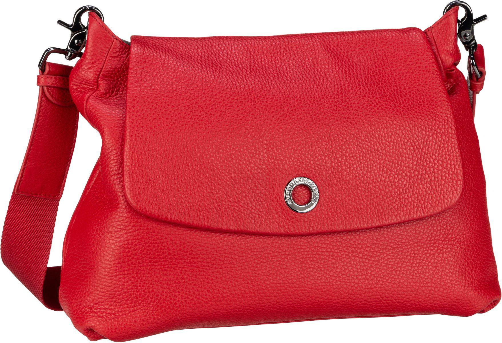 Umhängetasche Mellow Leather Shoulder Bag FZT30 Flame Scarlet