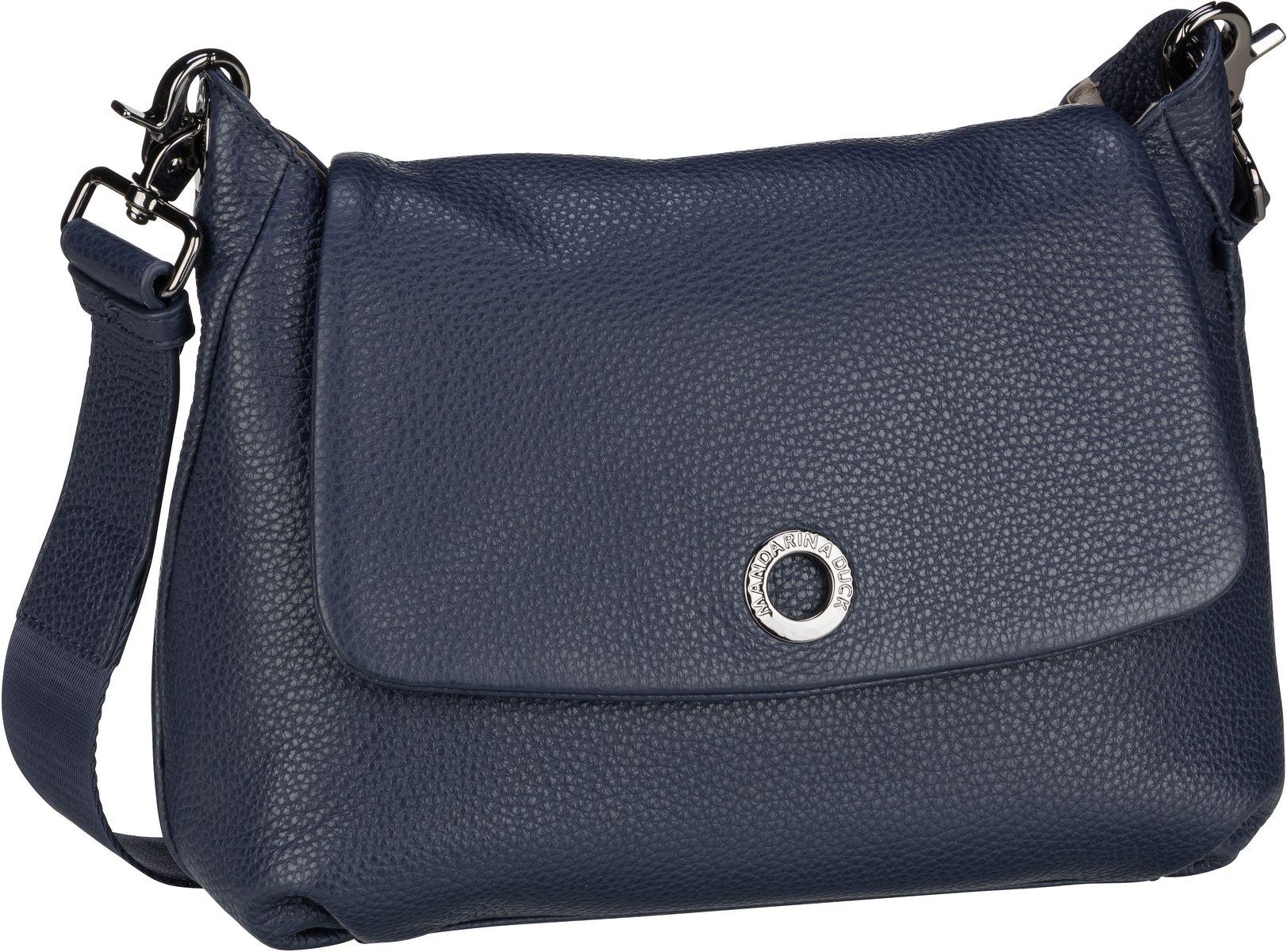 Umhängetasche Mellow Leather Small Shoulder Bag FZT31 Dress Blue