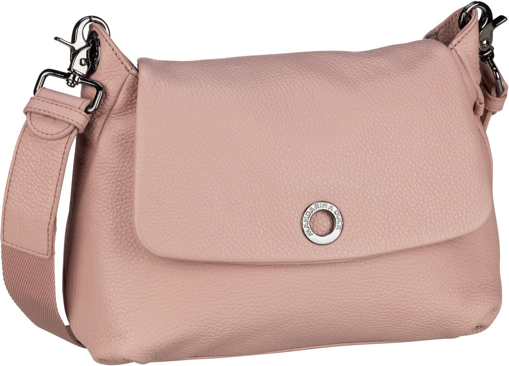 Umhängetasche Mellow Leather Small Shoulder Bag FZT31 Rose Dawn