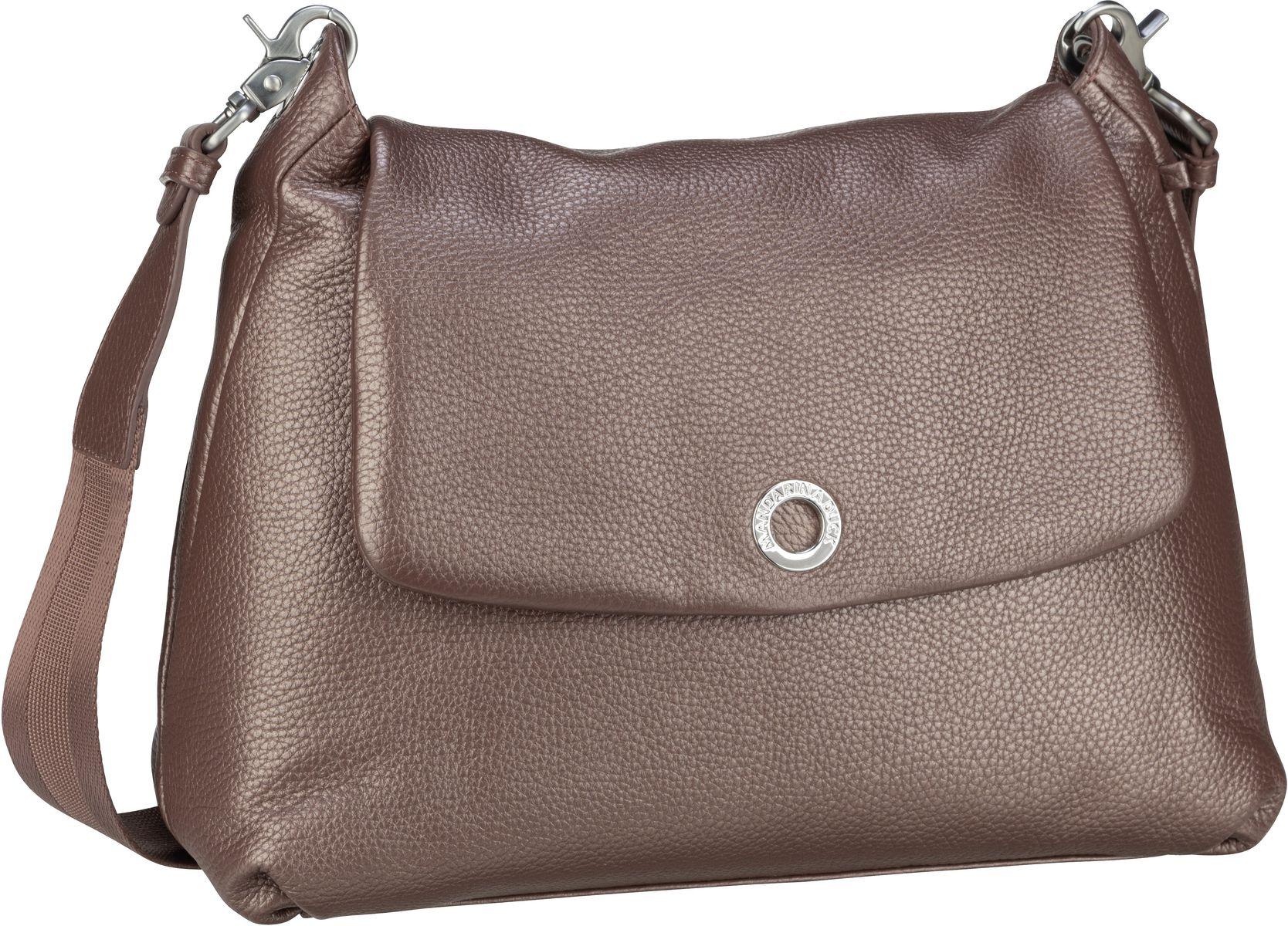 Umhängetasche Mellow Leather Lux Shoulder Bag ZLT30 Smog
