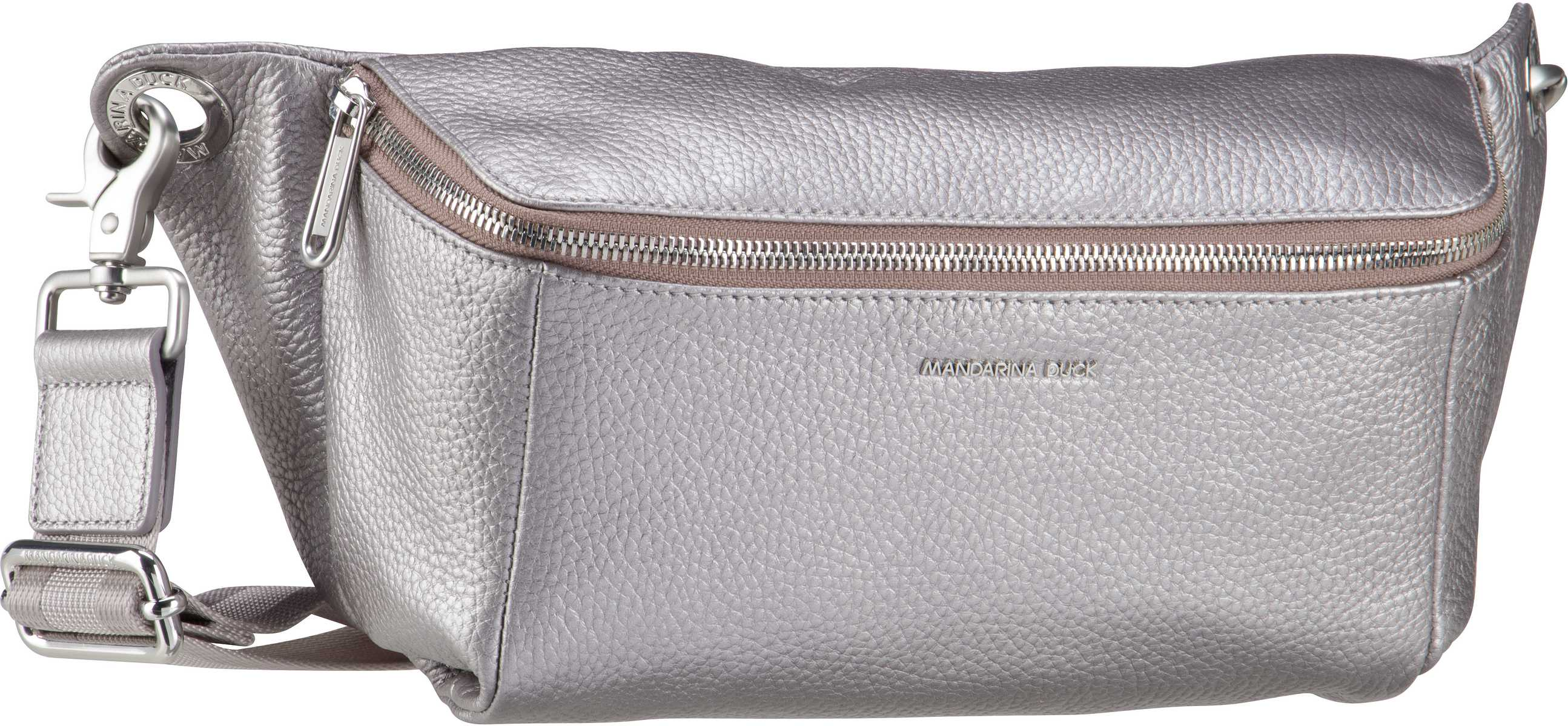 mandarina duck -  Gürteltasche Mellow Leather Lux Crossbody ZLT33 Lavender Aura