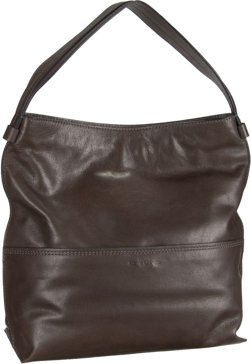 marc o 39 polo hedda hobo bag m stone beuteltasche hobo bag von marc o 39 polo. Black Bedroom Furniture Sets. Home Design Ideas