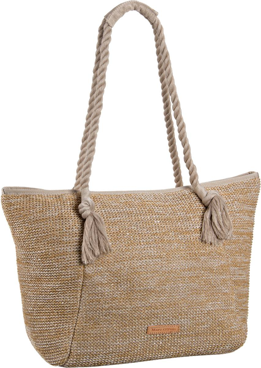 Marc O´Polo Emma Shopper L Natural - Handtasche