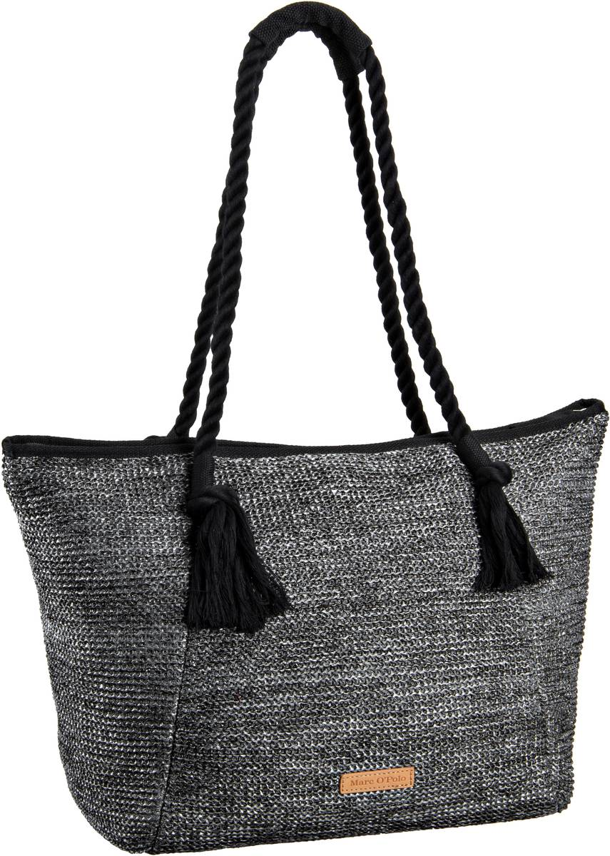Marc O´Polo Emma Shopper L Stone - Handtasche