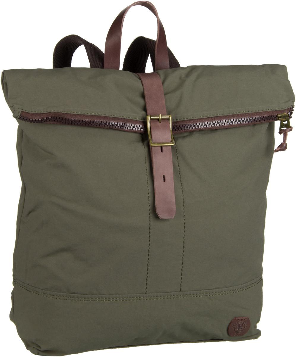 Marc O´Polo Kristofer Backpack M Khaki - Laptoprucksack Sale Angebote Guhrow