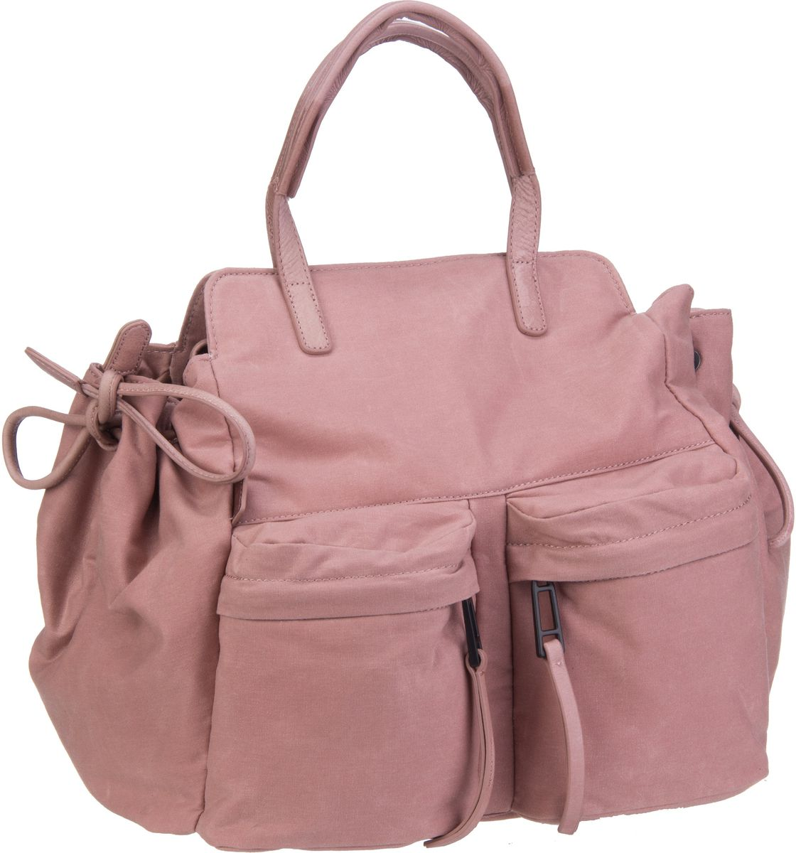 Marc O´Polo Twentythree Waxed Canvas Rose - Handtasche