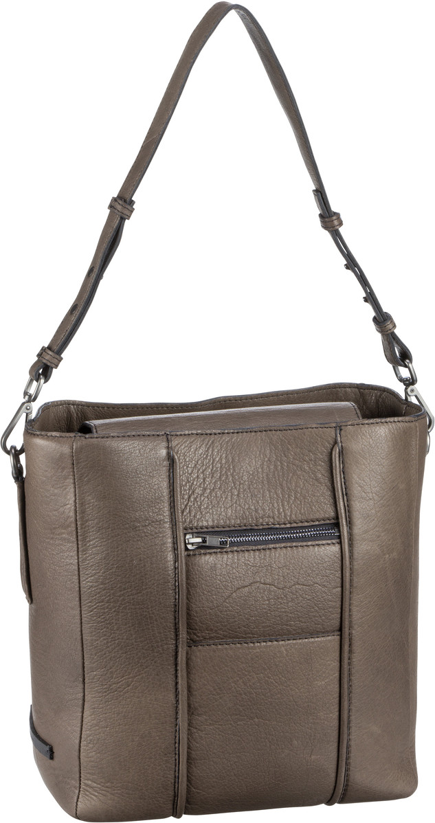 Marc O' Handtasche Fortyfive Luxury Washed Café