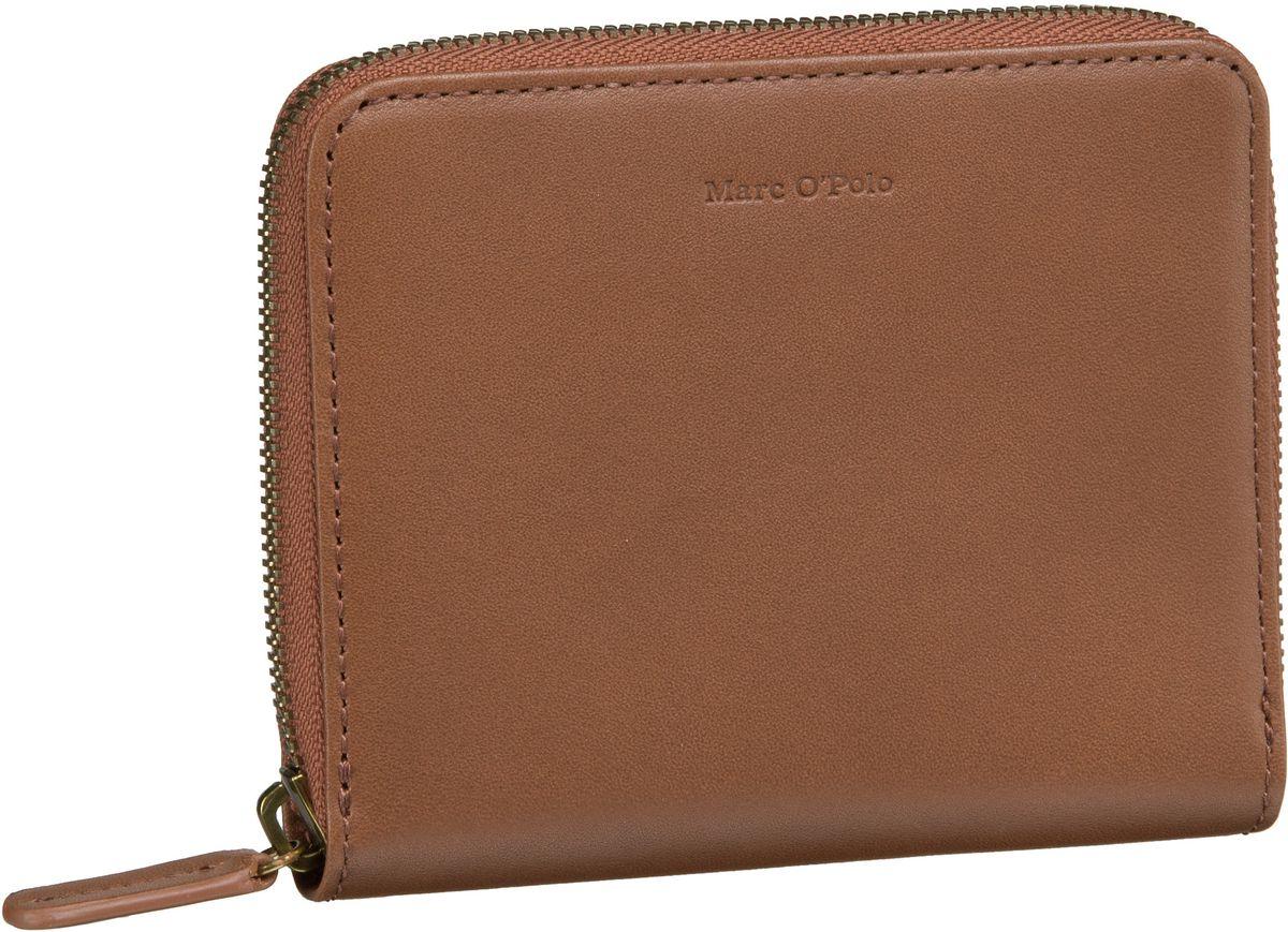 W46 Zip Wallet M Copenhagen Cognac