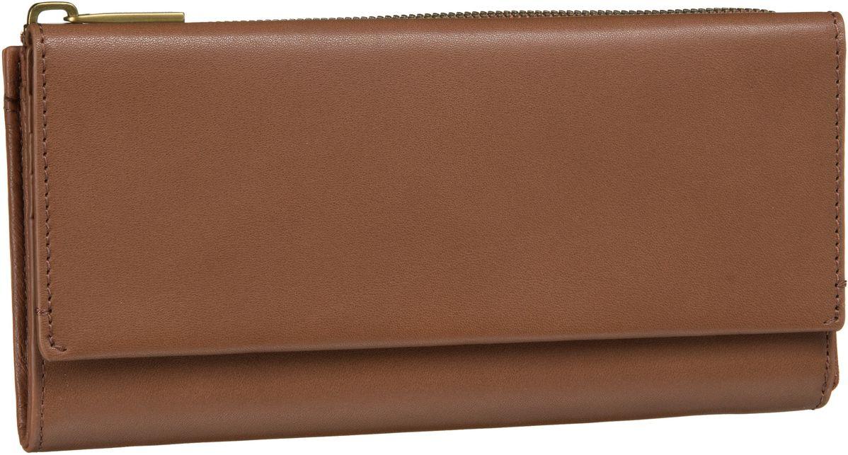 W40 Combi Wallet M Copenhagen Cognac