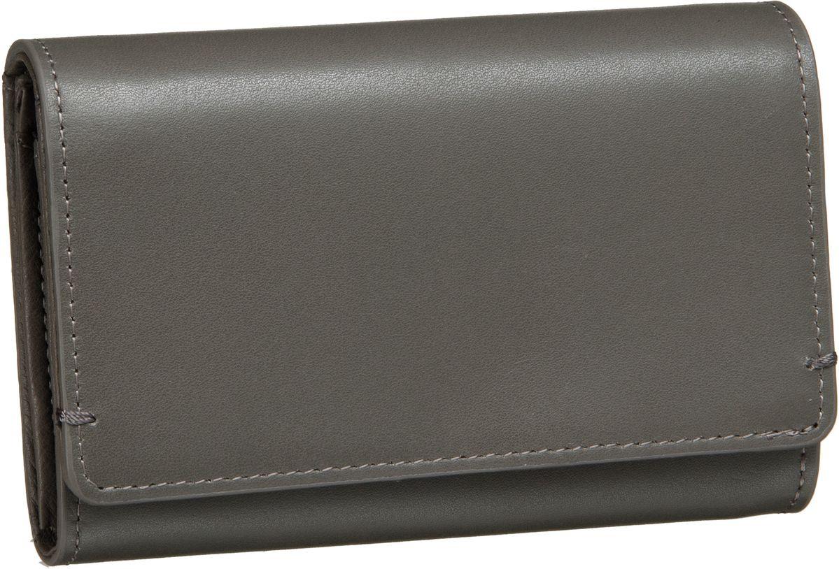 Geldboersen für Frauen - Marc O'Polo W41 Combi Wallet M Copenhagen Grey Geldbörse  - Onlineshop Taschenkaufhaus