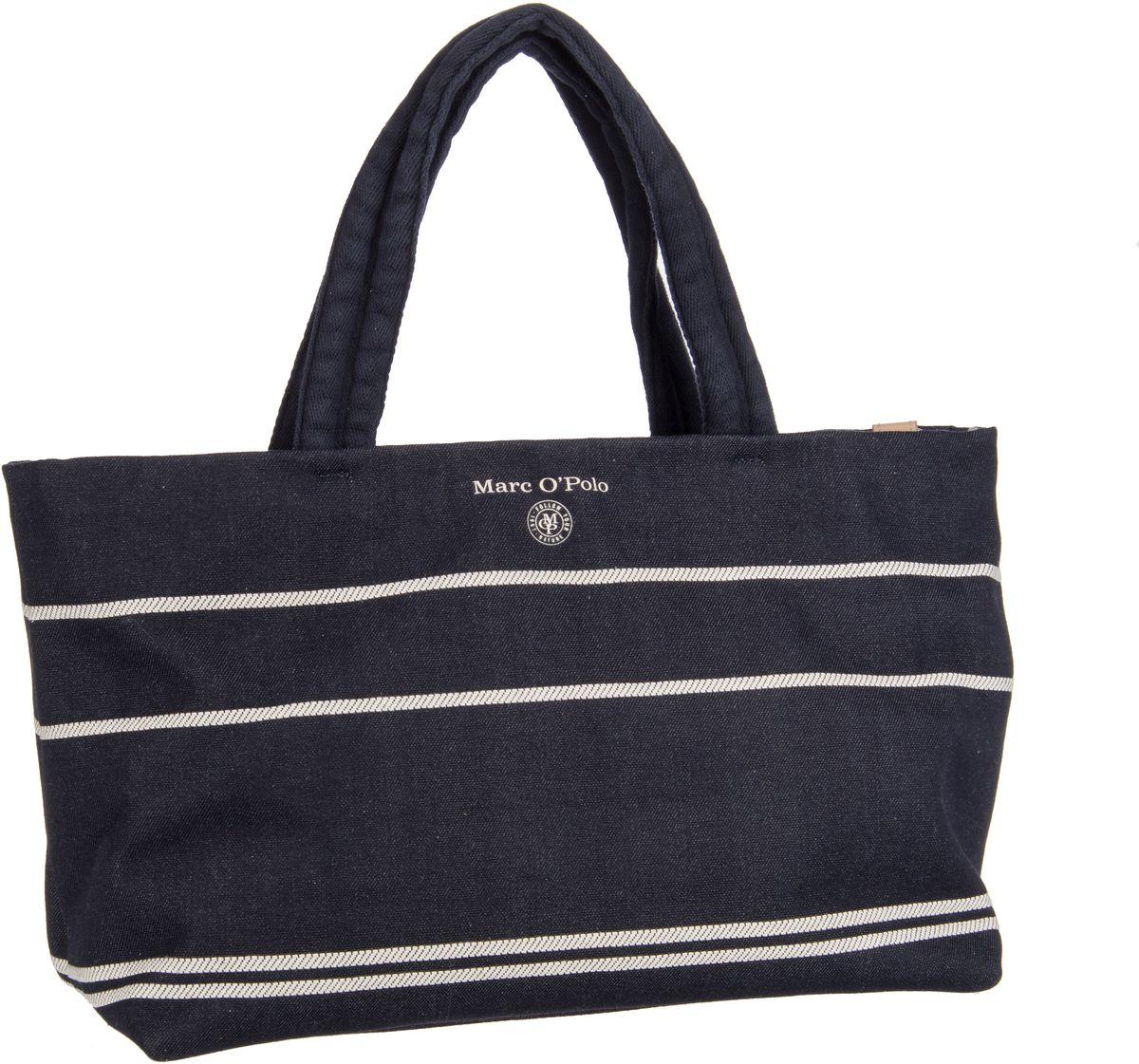 Shopper 122 Bornholm Navy