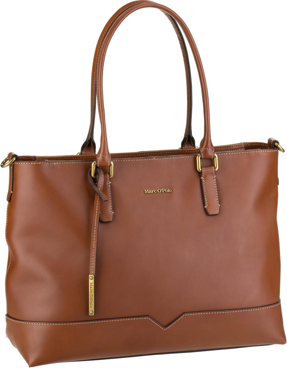 Marc O' Shopper Nora Authentic Leather Authentic Cognac