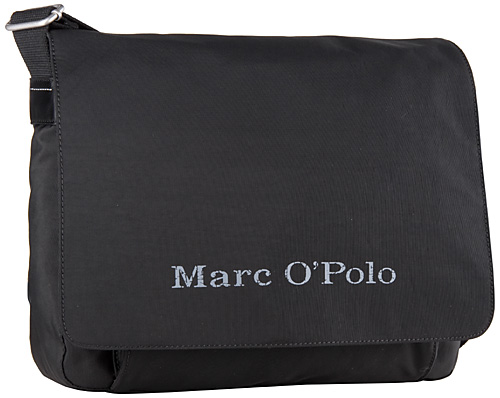 polo charlie postbag schwarz produktbild kuriertasche von marc o. Black Bedroom Furniture Sets. Home Design Ideas