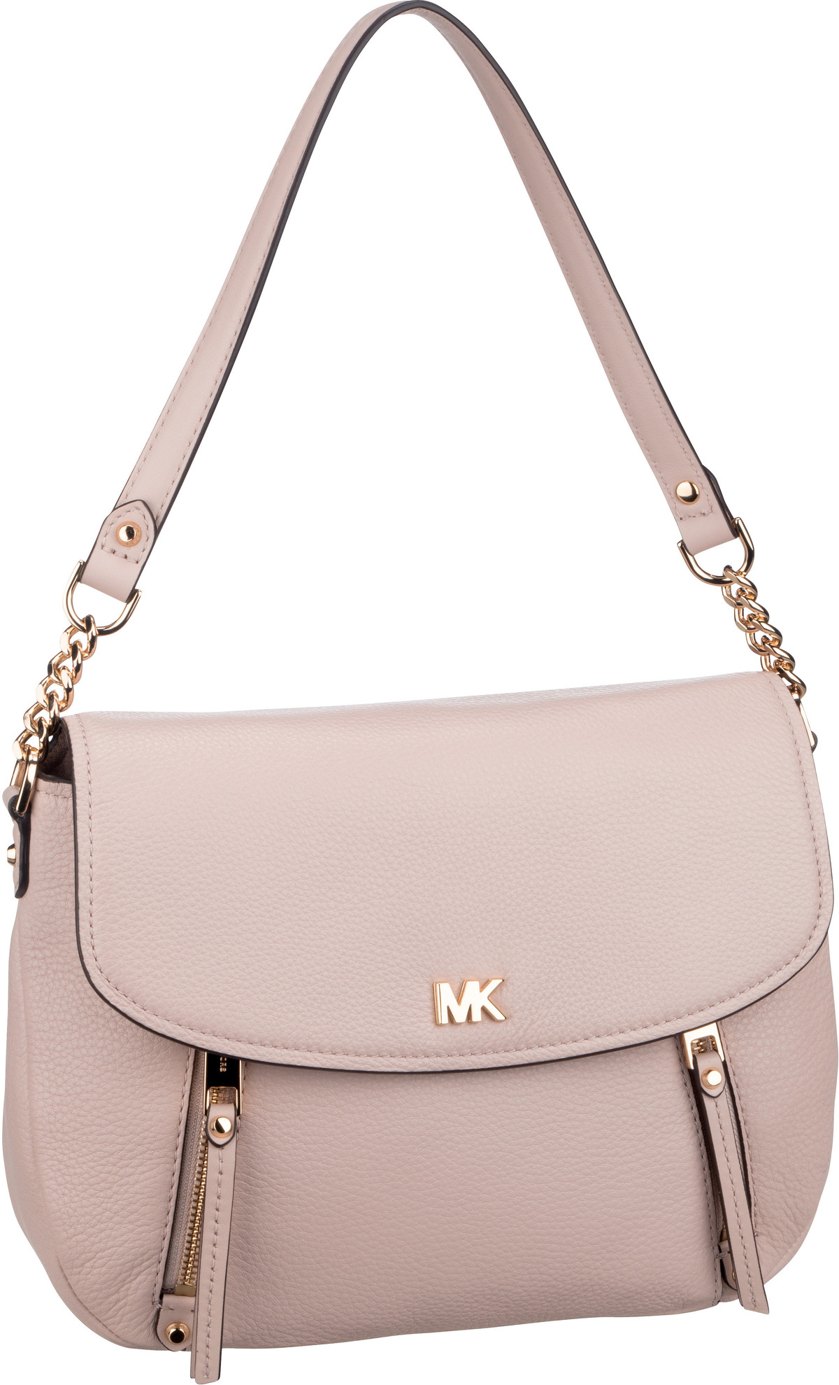 Michael Kors Handtasche Evie Medium Shoulder Flap Soft Pink