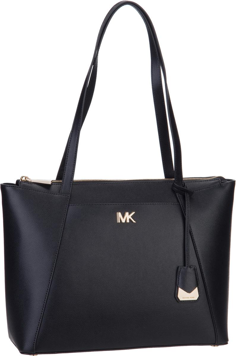 Michael Kors Handtasche Maddie Medium EW TZ Tote Black