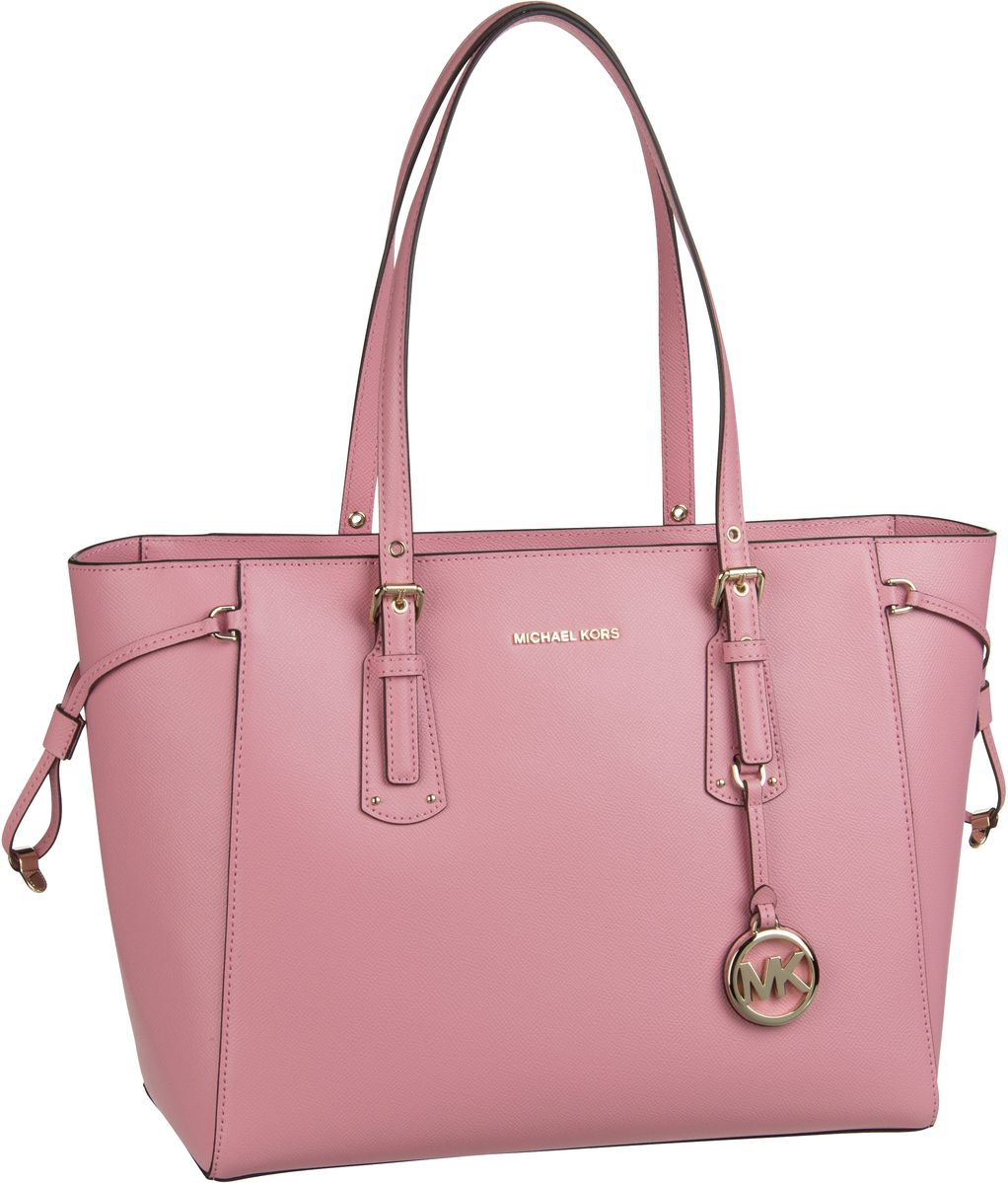Michael Kors Handtasche Voyager Medium MF TZ Tote Carnation