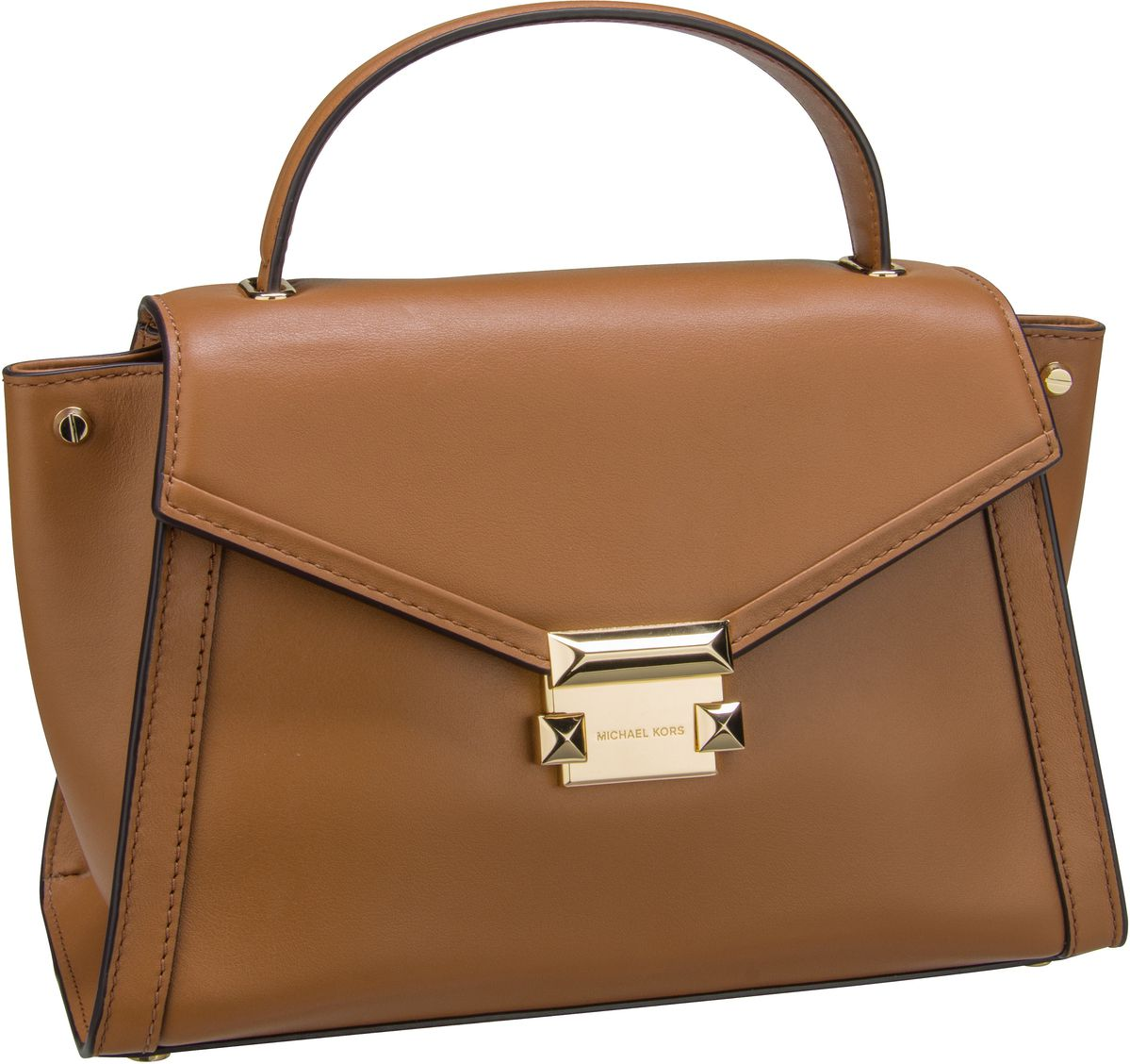 Michael Kors Handtasche Whitney Medium TH Satchel Acorn