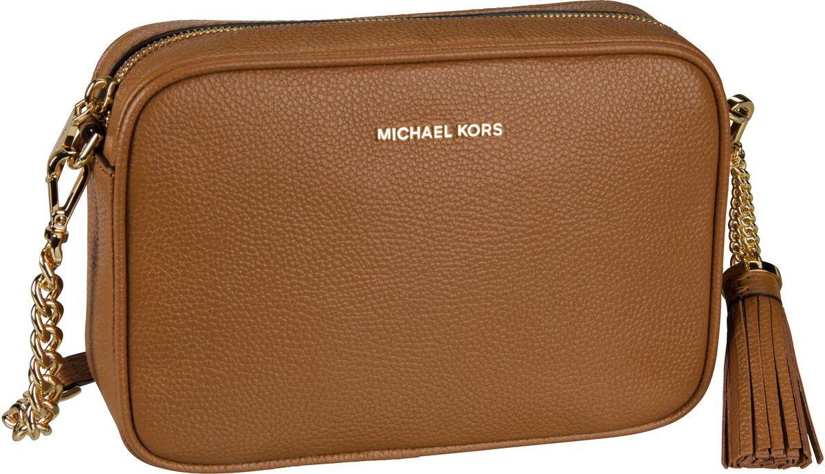 Michael Kors Umhängetasche Ginny Medium Camera Bag Acorn