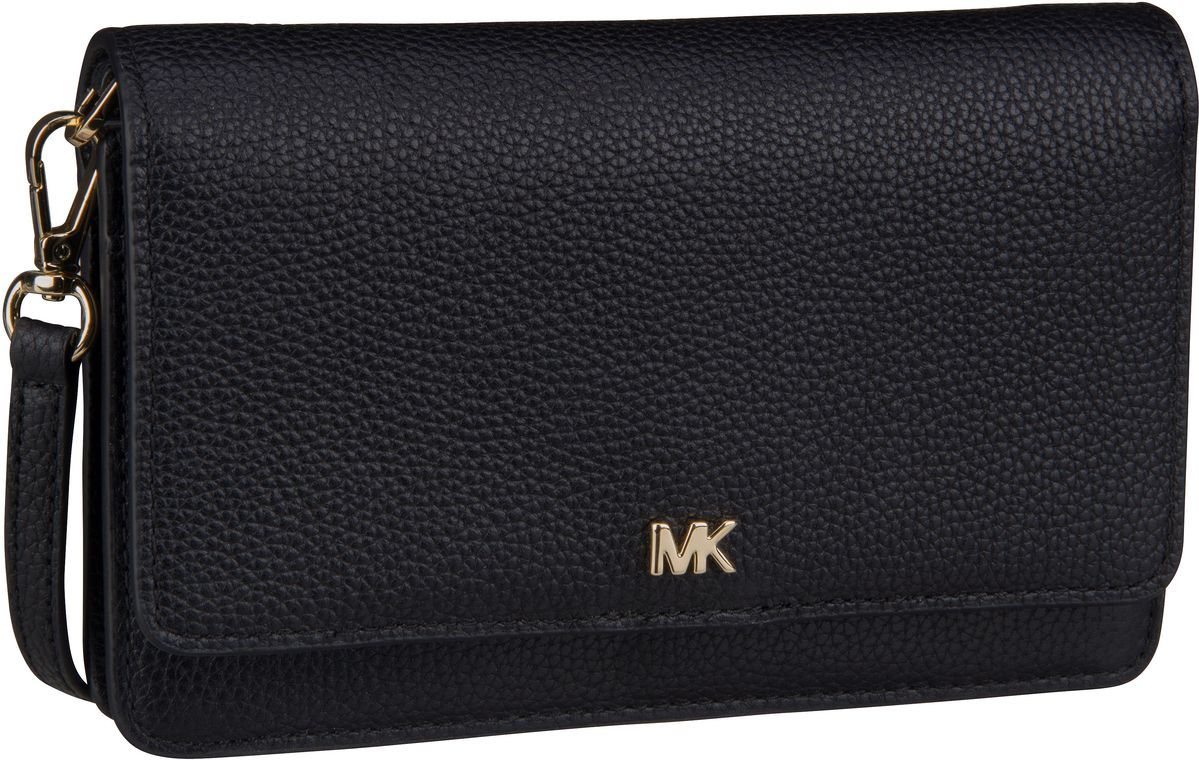 Michael Kors Umhängetasche Mott Phone Crossbody Black