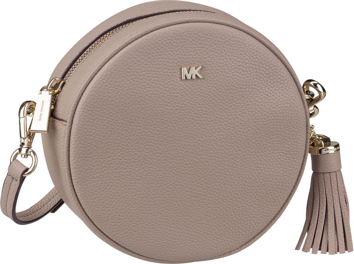 Michael Kors Umhängetasche Crossbodies MD Canteen Bag Truffle