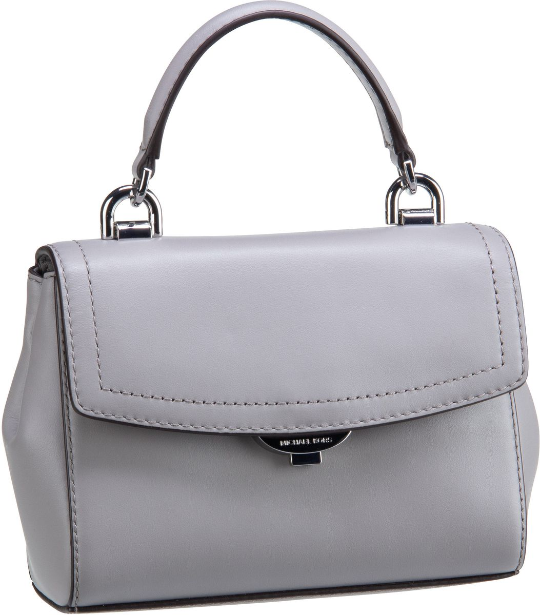 Michael Kors Handtasche Ava XS Crossbody Pearl Grey