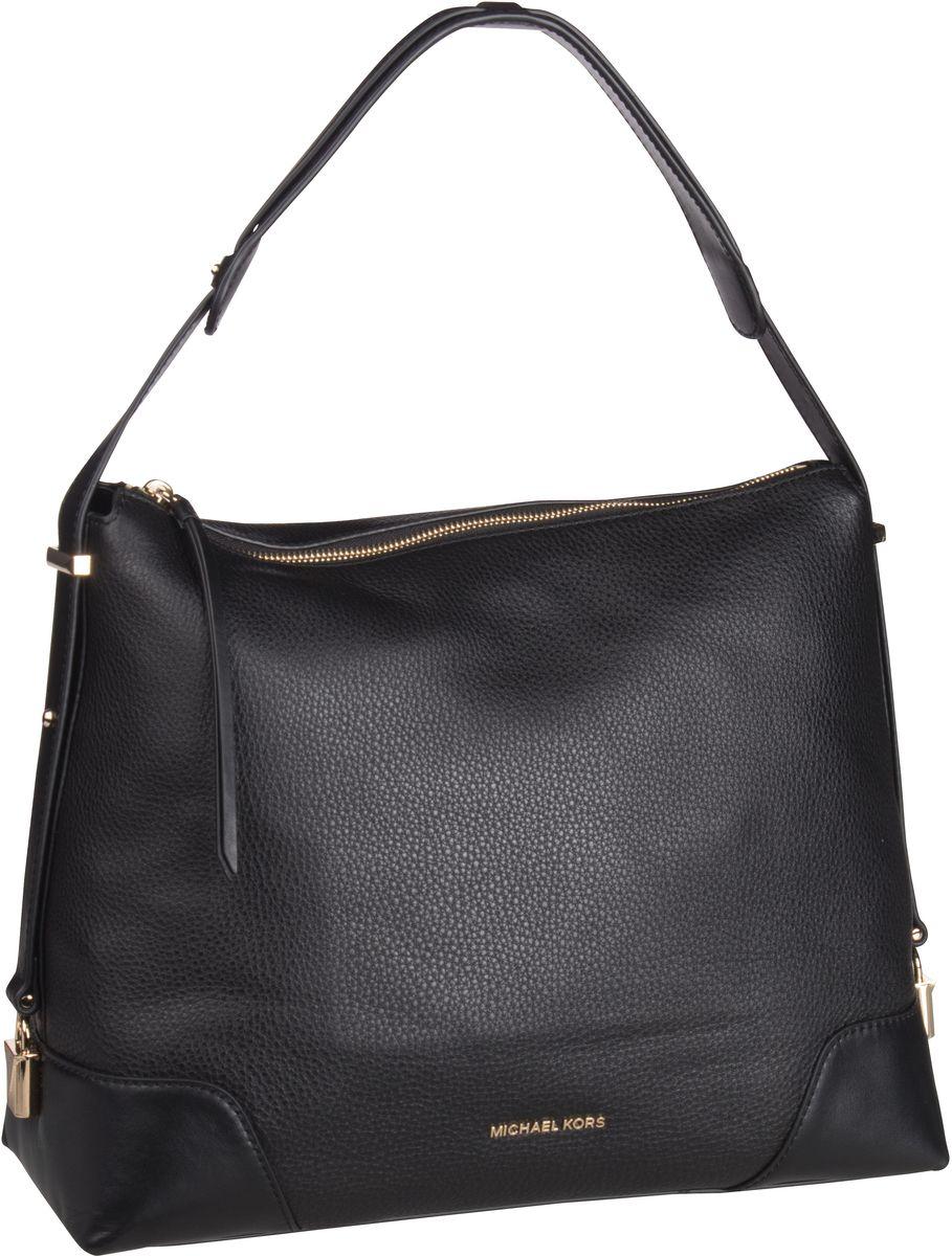 Michael Kors Handtasche Crosby Large Shoulderbag Black