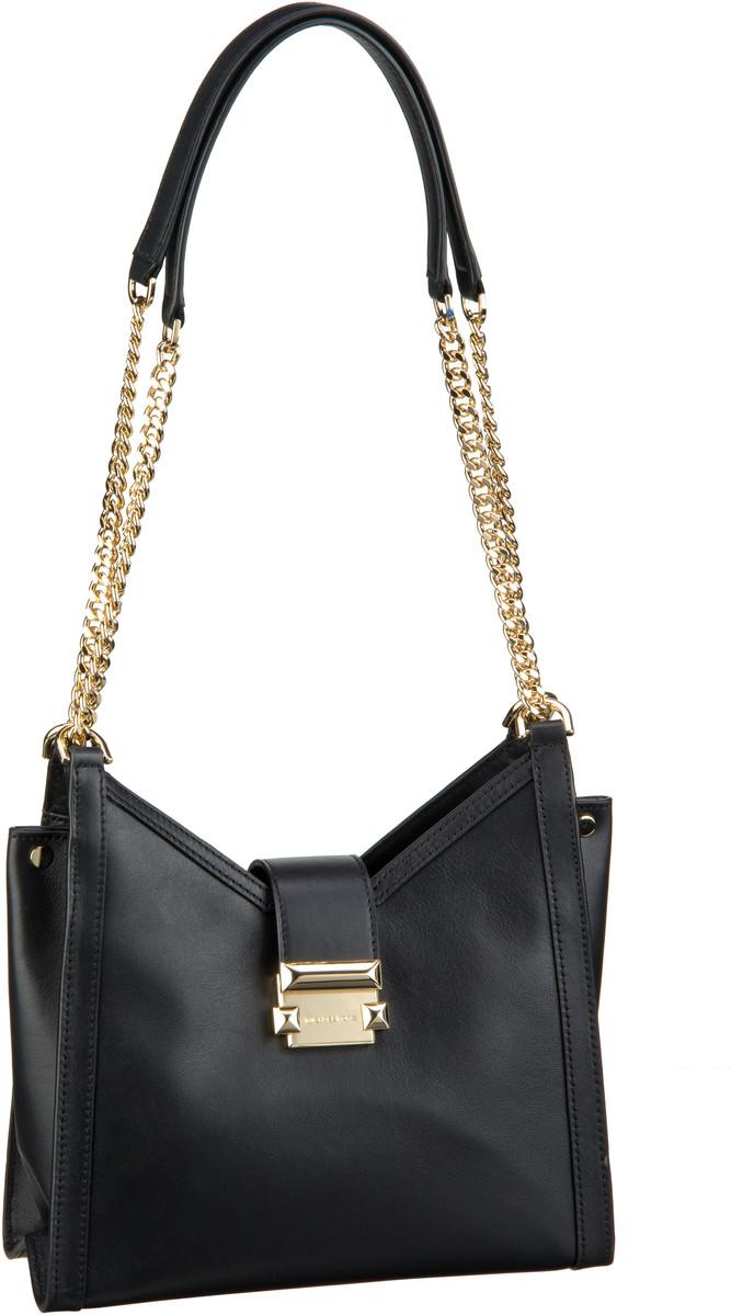 Michael Kors Handtasche Whitney Small Chain Shoulder Tote Black