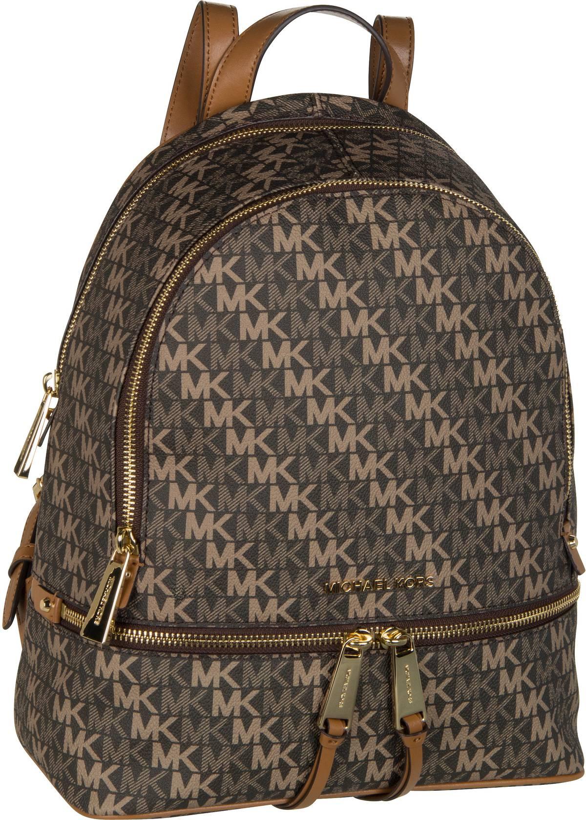 Rucksack / Daypack Rhea Zip Medium Backpack Bicolor Brown/Acorn