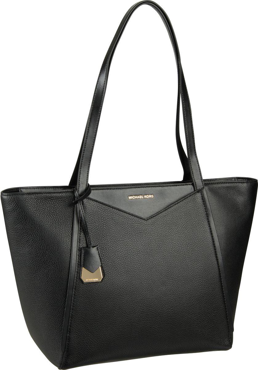 Michael Kors Handtasche Whitney Large TZ Tote Black