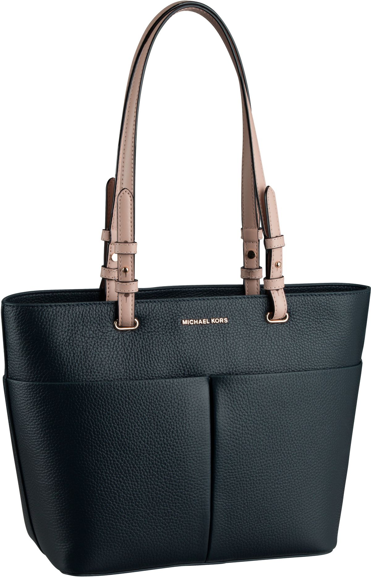 Michael Kors Handtasche Bedford Medium TZ Pocket Tote Admiral