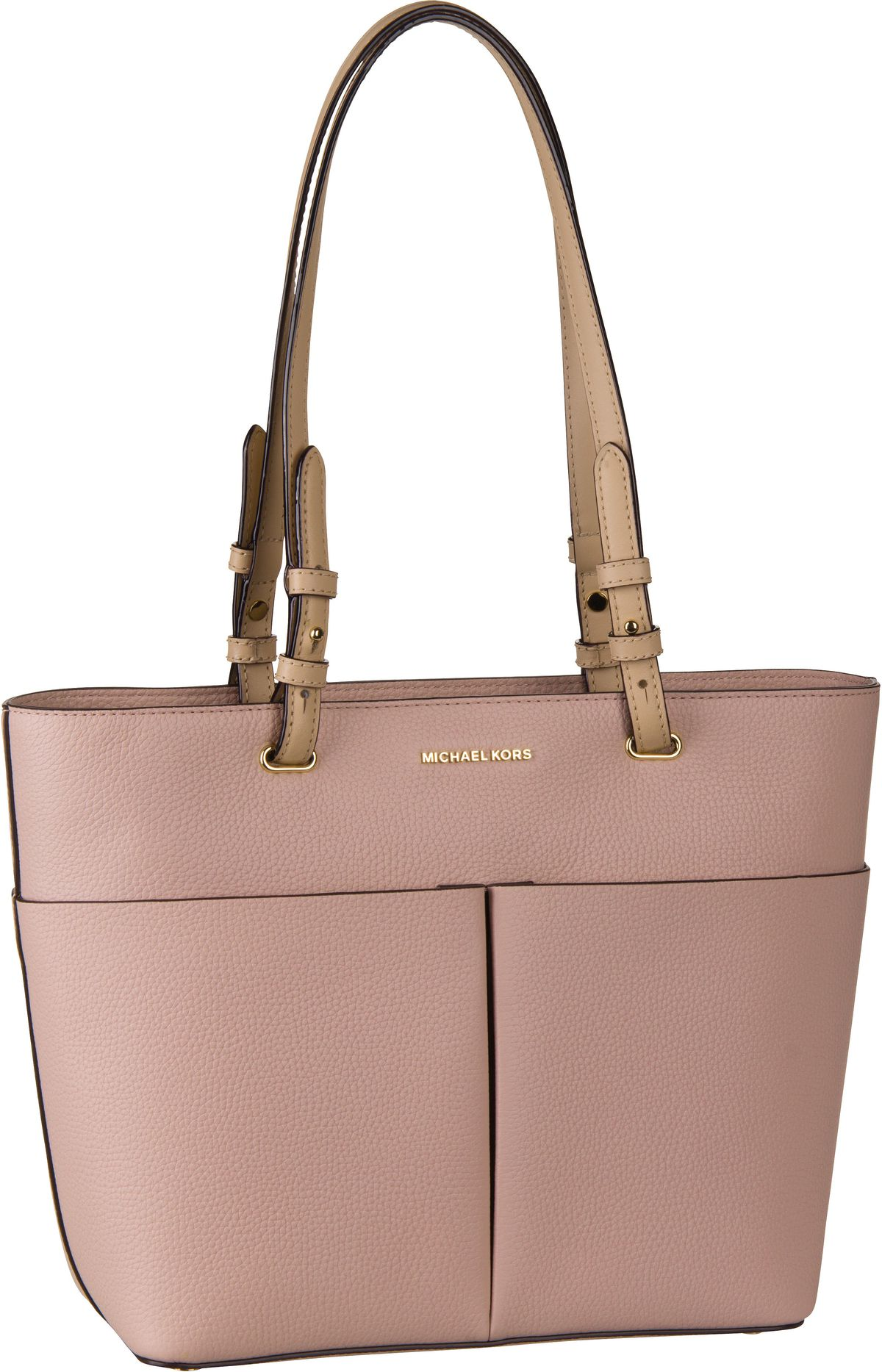 Michael Kors Handtasche Bedford Medium TZ Pocket Tote Soft Pink