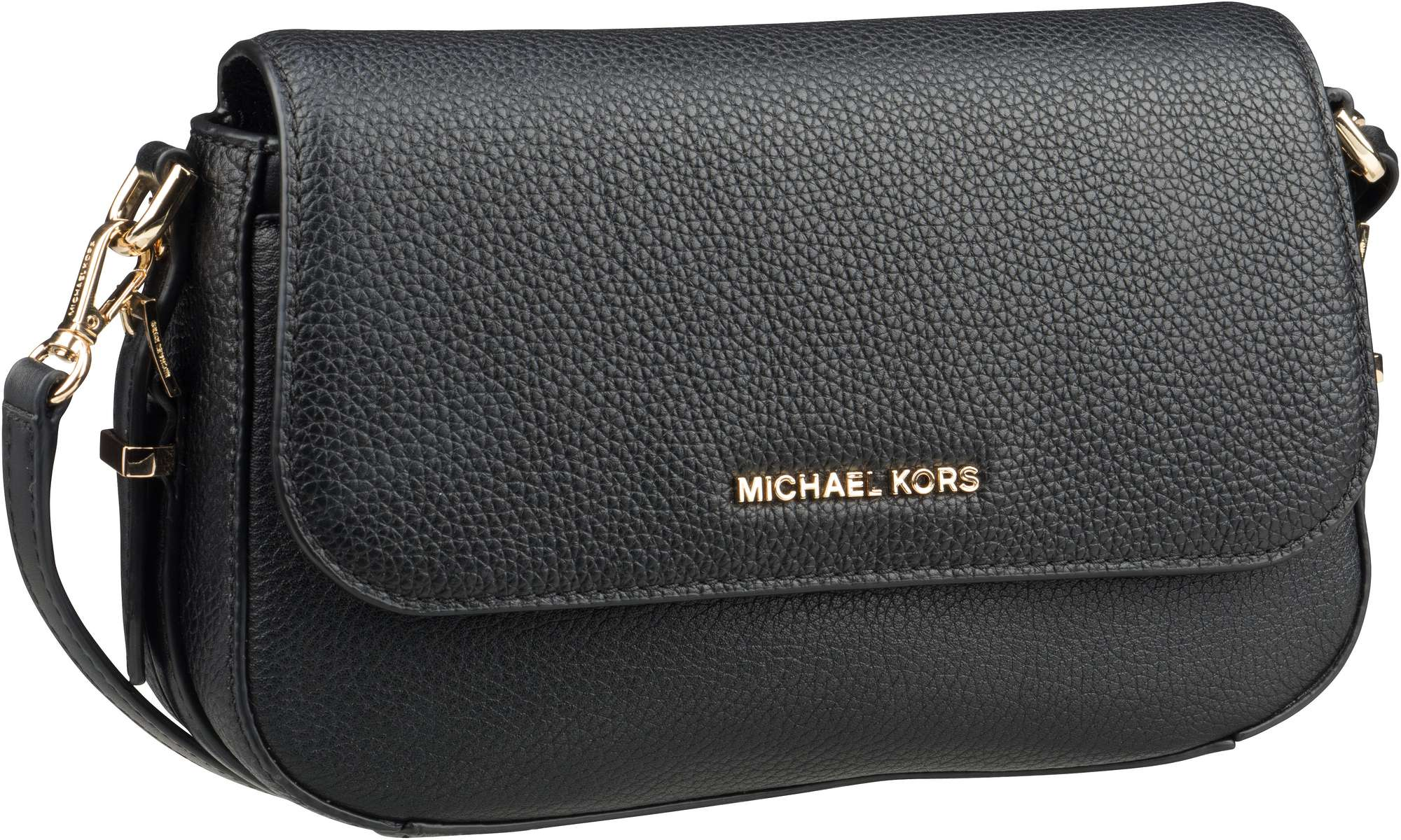 Michael Kors Umhängetasche Bedford Legacy Large Flap Xbody Black