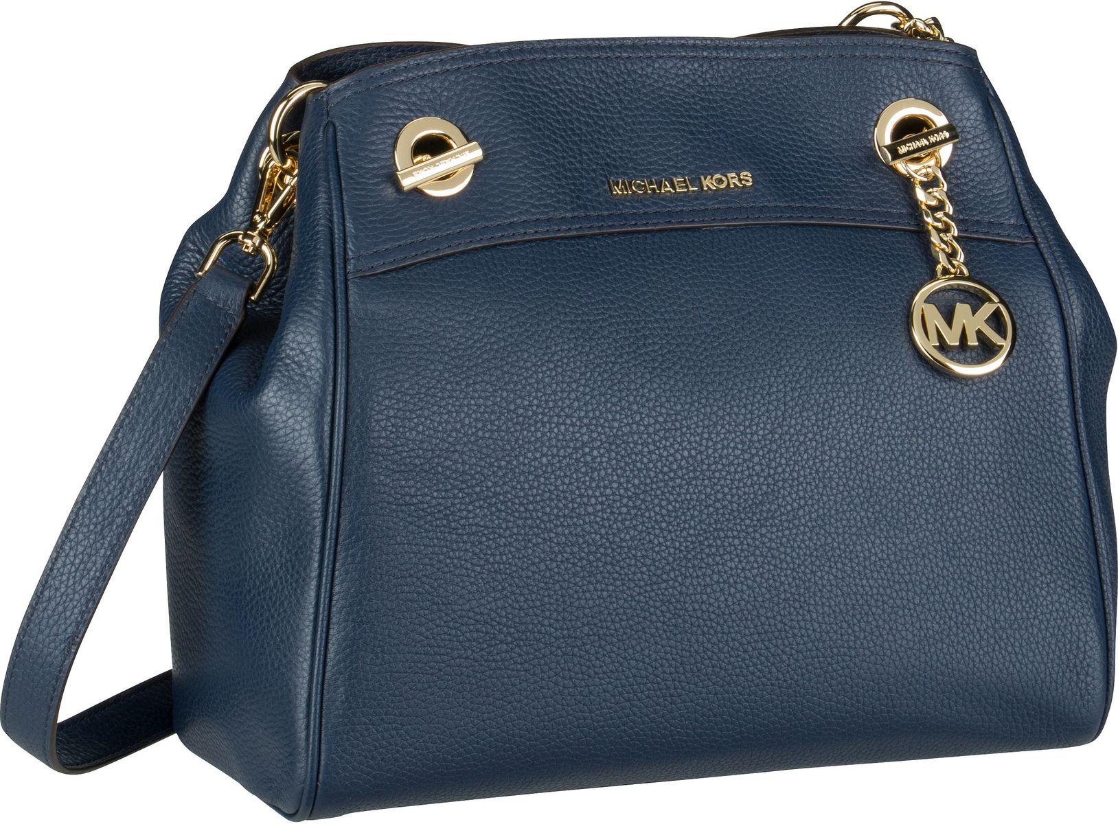 Michael Kors Umhängetasche Jet Set Chain Legacy Medium Conv Shoulderbag Navy