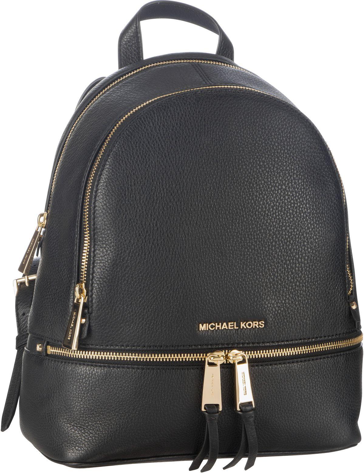 Rucksack / Daypack Rhea Zip Medium Backpack Black