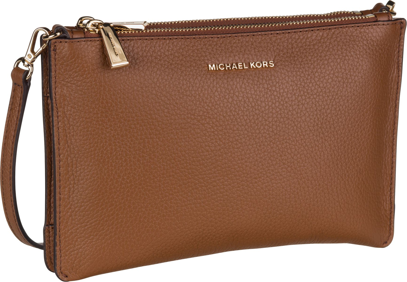 Michael Kors Umhängetasche Jet Set Large Double Pouch Xbody Luggage