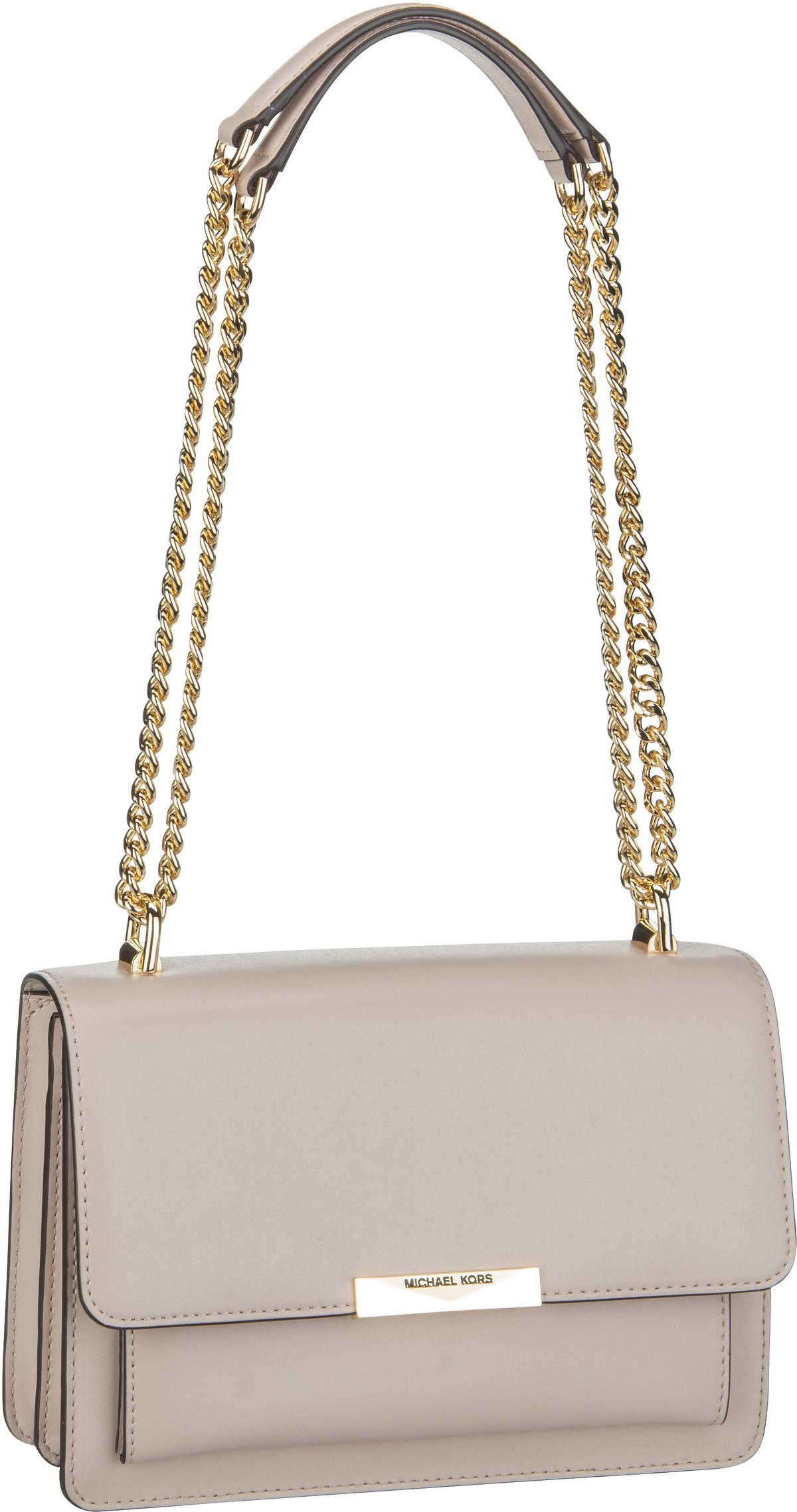 Michael Kors Handtasche Jade Large Gusset Shoulder Soft Pink