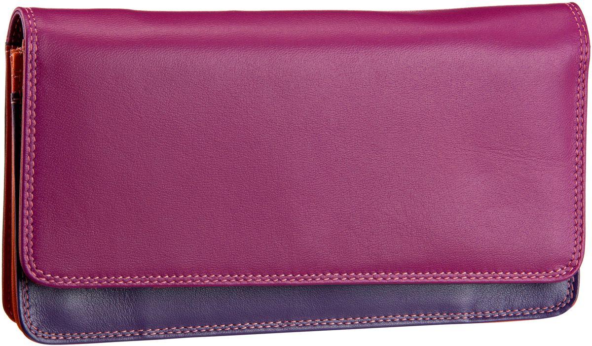 Geldboersen für Frauen - Mywalit Kellnerbörse Medium Matinee Purse Wallet Sangria Multi  - Onlineshop Taschenkaufhaus