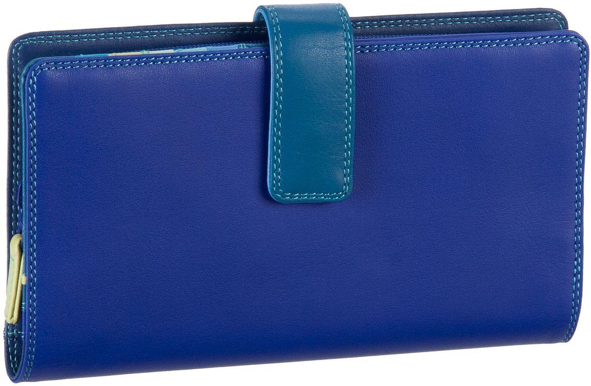Mywalit Large Tab Wallet with Zip Purse Seascape - Geldbörse