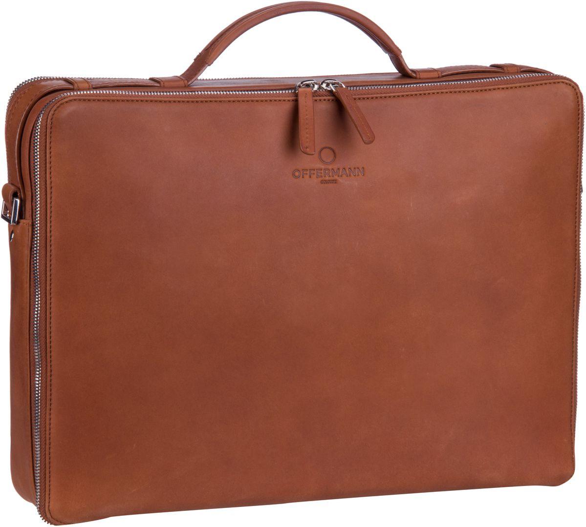 Offermann Workbag L Fine Cognac - Aktentasche