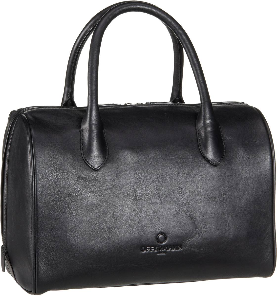 Offermann Bowler Tender Deep Black - Handtasche