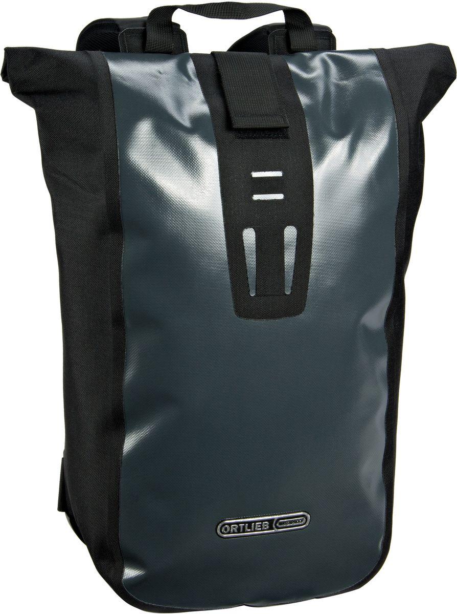 Rucksack / Daypack Velocity Asphalt-Schwarz (24 Liter)
