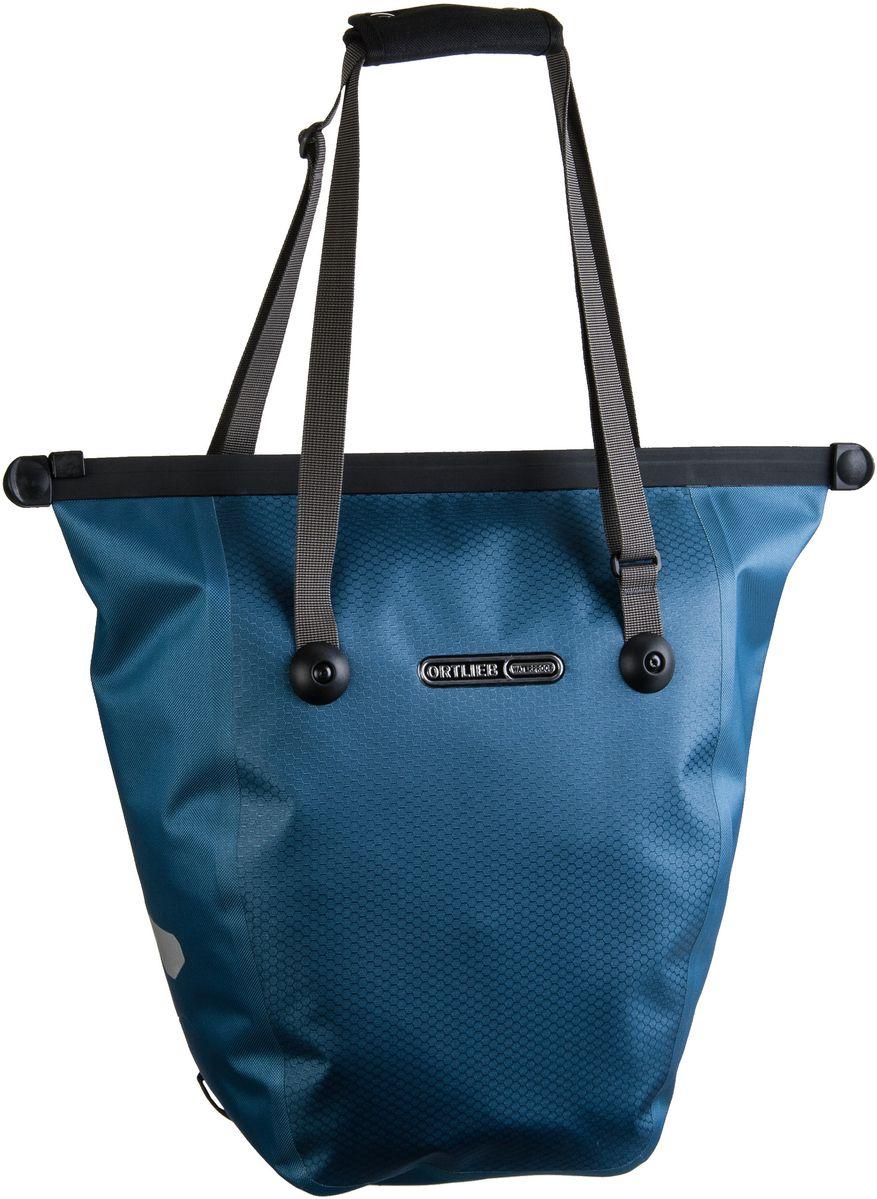 Ortlieb Bike-Shopper Stahlblau - Fahrradtasche