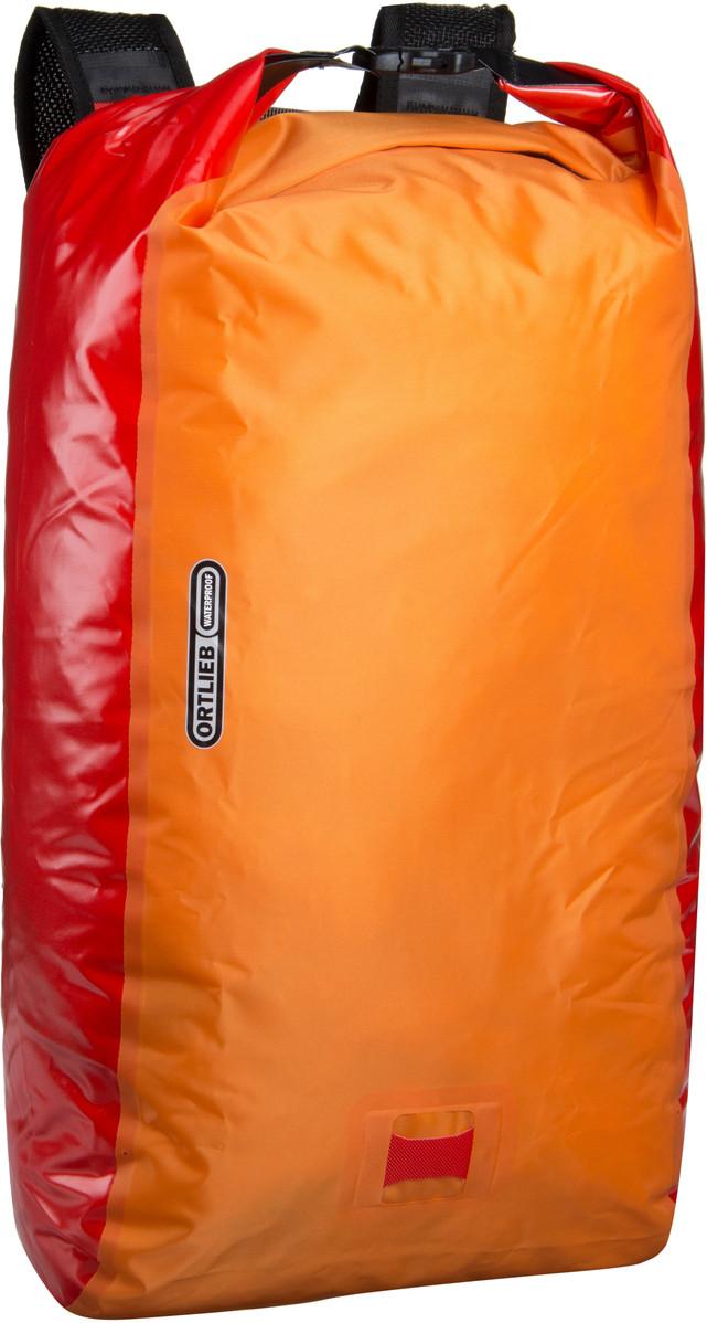 Ortlieb Beutelrucksack Light-Pack 25 Orange-Signalrot - Beutelrucksack, Rucksack / Daypack, Beutelrucksack