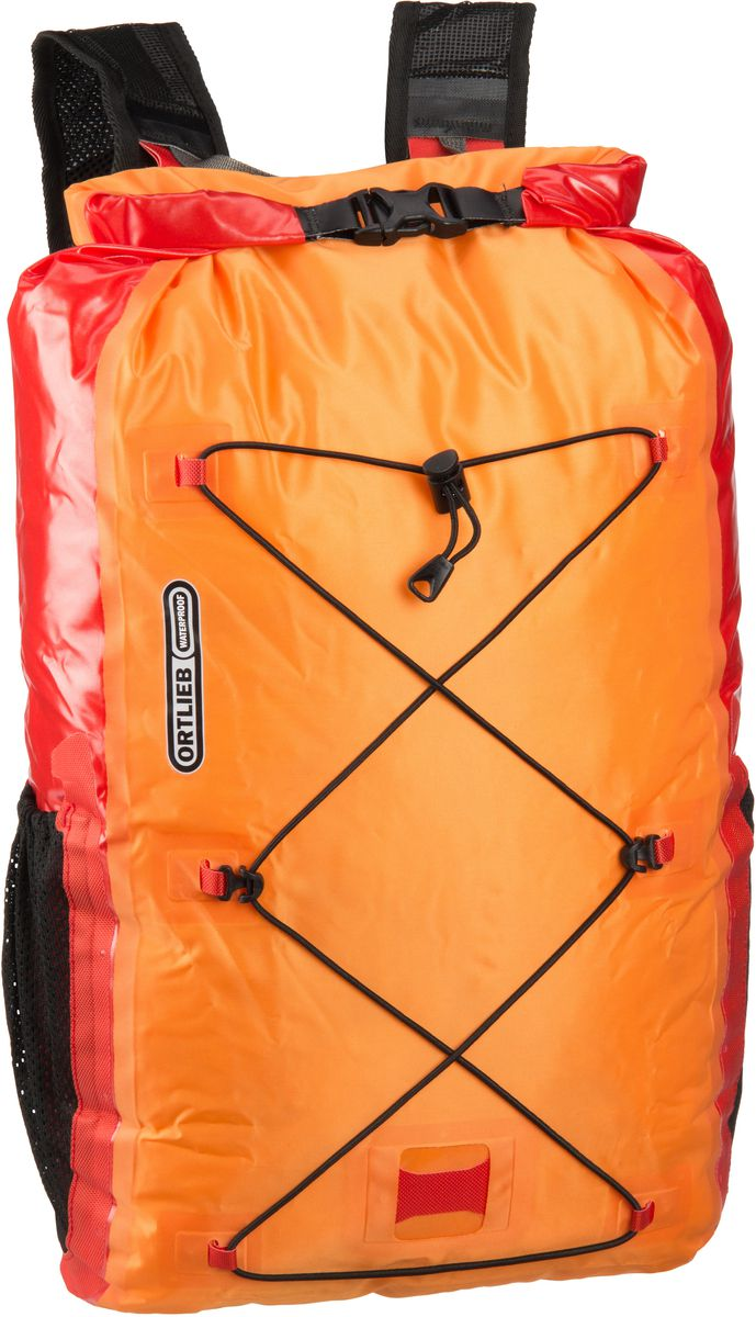 Rucksack / Daypack Light-Pack Pro 25 Orange-Signalrot (25 Liter)