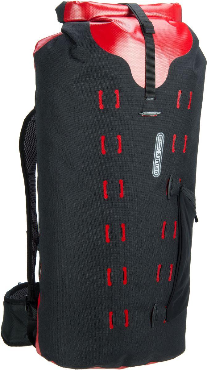 Rucksack / Daypack Gear-Pack 32L Rot-Schwarz (32 Liter)