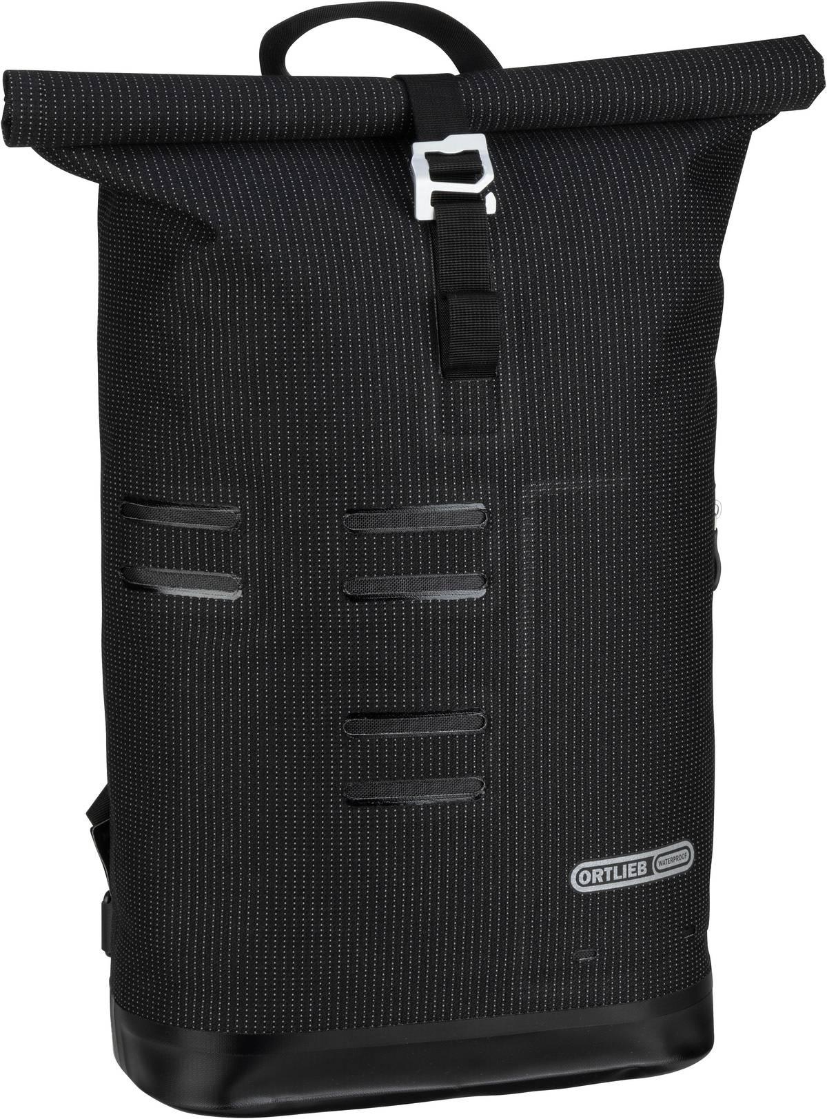 Rucksack / Daypack Commuter-Daypack High Visibility Schwarz Reflex (21 Liter)