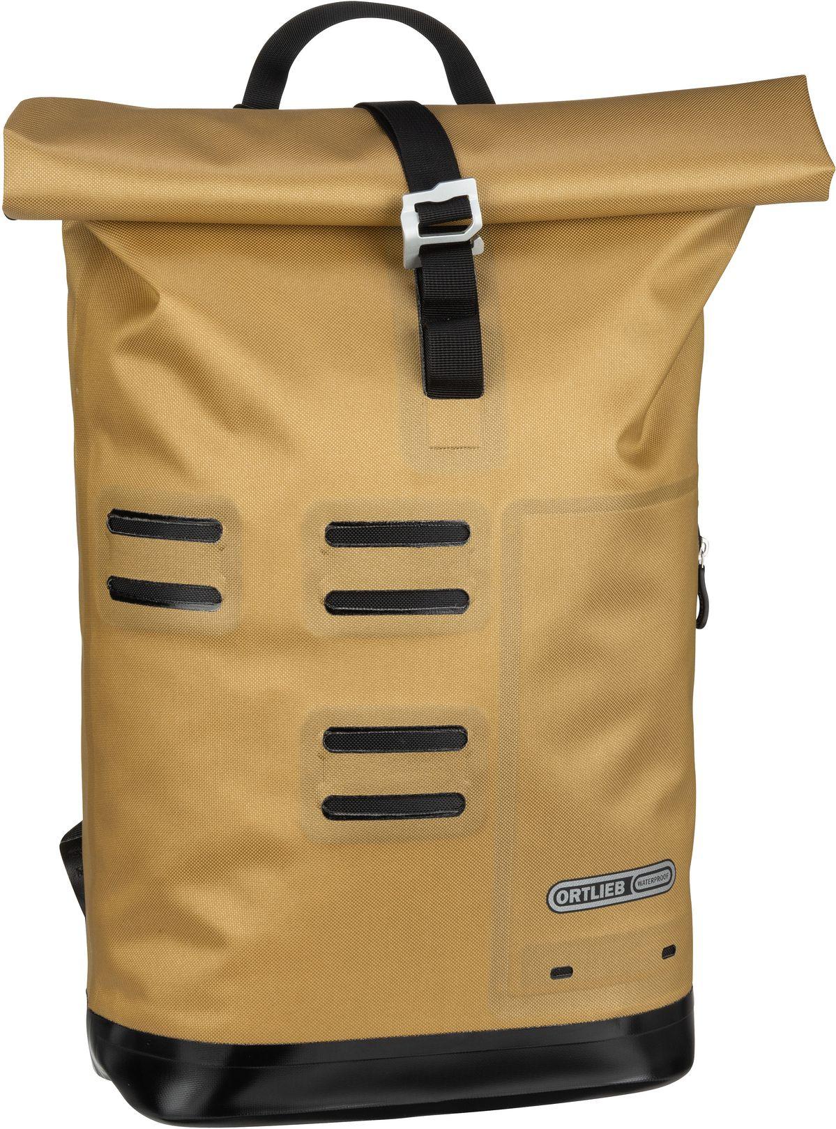Rucksack / Daypack Commuter-Daypack City Mustard (21 Liter)