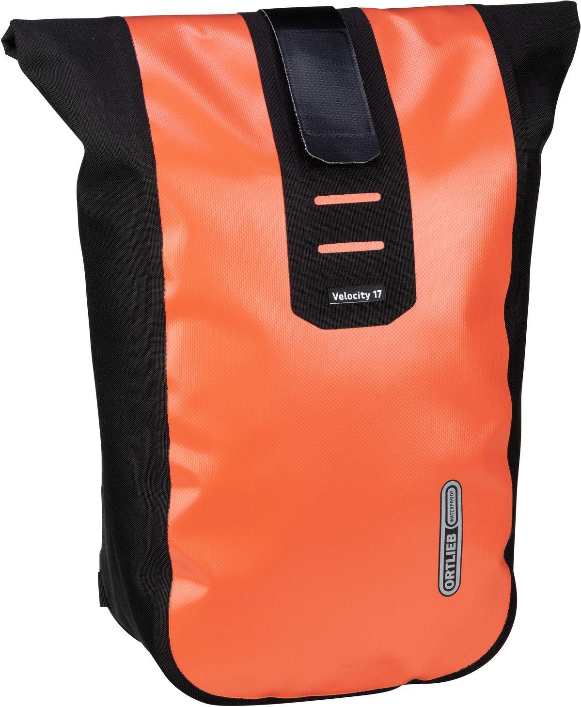 Rucksack / Daypack Velocity 17L Coral-Black (17 Liter)